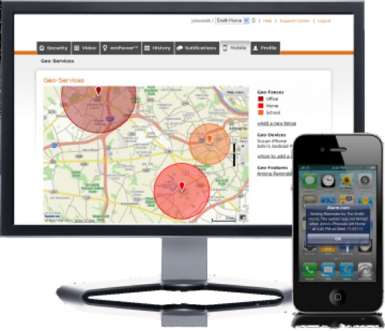 Real-time GPS vehicle tracking app