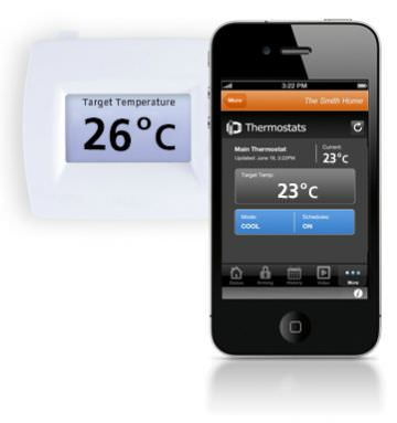 Remote Thermostat Control Exampe
