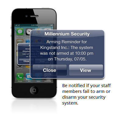Real Time Security Alert 7