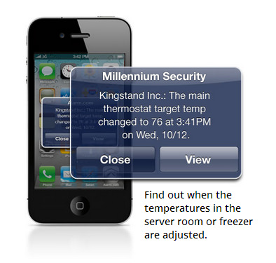 Real Time Security Alert 6