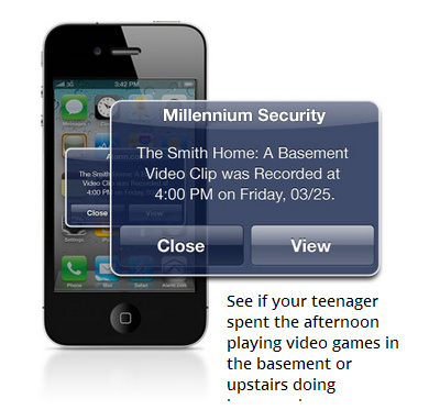 Real Time Security Alert 1