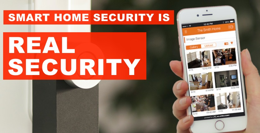 Interactive Home Residential Security Systems image