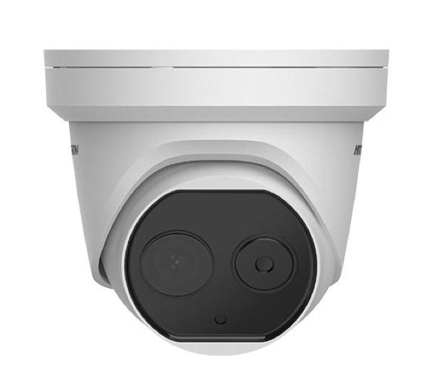 Thermal detection camera Hikvision
